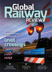 Global Railway Review - Issue 2 2020 표지