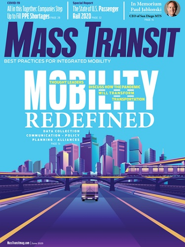 Mass Transit - June 2020 표지