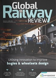 Global Railway Review - Issue 3 2020 표지