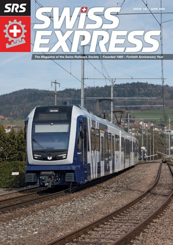 Swiss Express - June 2020 표지
