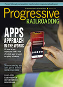 Progressive Railroading - AUGUST 2020 표지