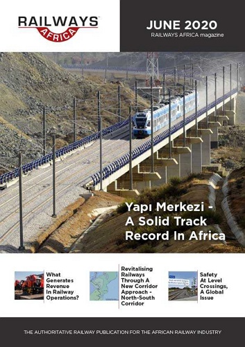 Railways Africa - June 2020 표지