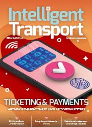 INTELLIGENT TRANSPORT - Issue 1 2021 표지