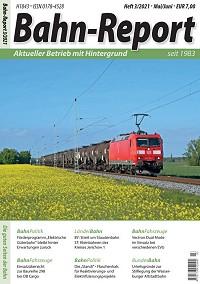 Bahn-Report - Ausgabe 3/2021 표지