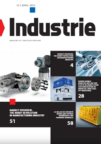 Industrie - 52 Avril 2021 표지