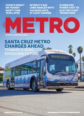 METRO - March 2021 표지