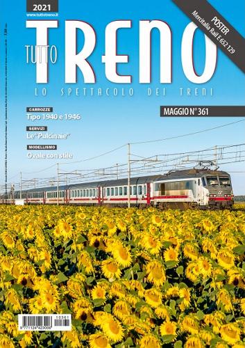 TuttoTRENO - 361 Maggio 2021 표지