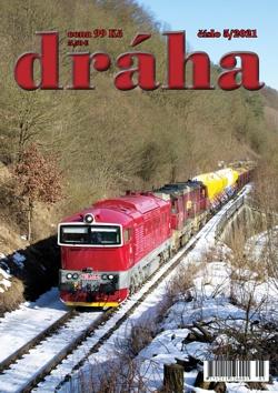 DRAHA - 5/2021 표지