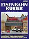 Eisenbahn-Kurier 6/2021 표지