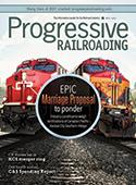 Progressive Railroading - MAY 2021 표지