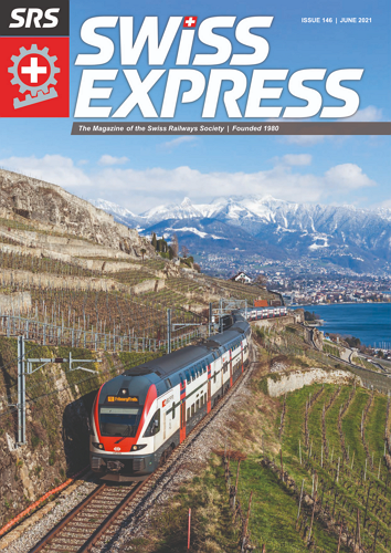Swiss Express - June 2021 표지