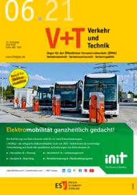 Verkehr und Technik - 6/2021 표지