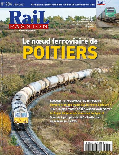 Rail Passion - No 284 표지