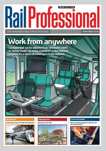 Rail Professional - June 2021 표지