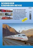 SCHWEIZER EISENBAHN-REVUE - Ausgabe 8-9/2021 표지