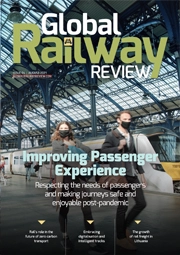Global Railway Review - Issue 4 2021 표지