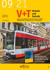 Verkehr und Technik - 9/2021 표지