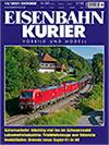 Eisenbahn-Kurier 10/2021 표지