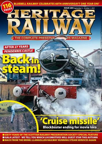 Heritage Railway - Issue 284 표지