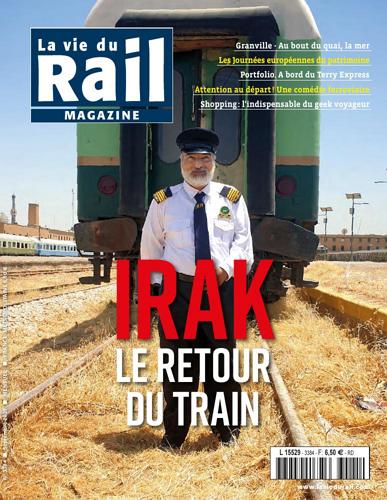 La vie du rail Magazine - no 3384 표지