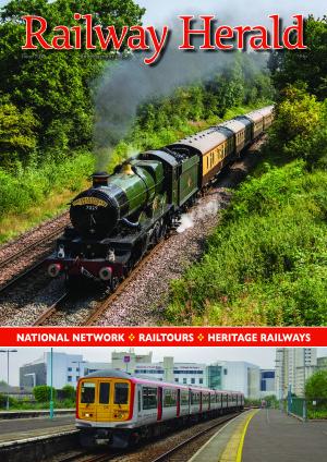 RailwayHerald - Issue 740 표지