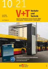 Verkehr und Technik - 10/2021 표지