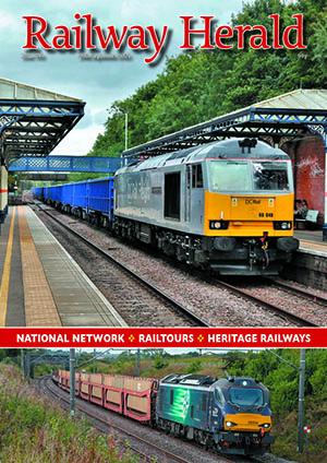 RailwayHerald - Issue 743 표지