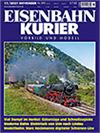 Eisenbahn-Kurier 11/2021 표지