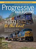 Progressive Railroading - OCTOBER 2021 표지